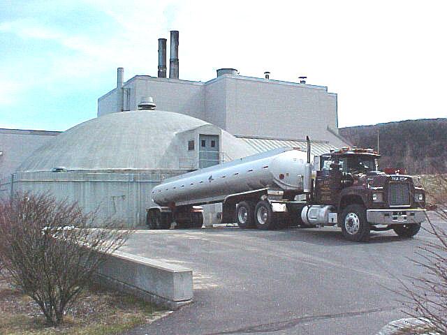 truck delivery over the road - Paul B. Doran, P.E.